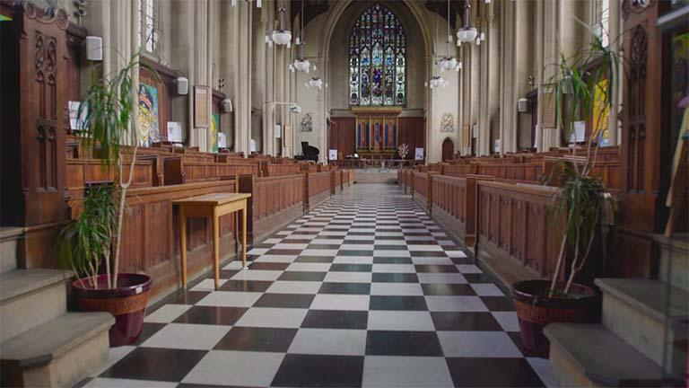 Francis Close Hall Chapel