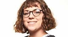 Jessica Palmer.